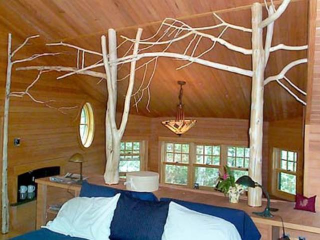 Adirondack rustic bed frames birch abrk dressers rustic - Adirondack style bedroom furniture ...