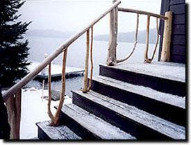 , Railing, Bannister,FURNITURE, birch furniture,Interior Birch ...